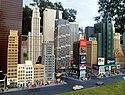 Winter Haven - Legoland Florida - Miniland USA - New York - Manhattan Skyscrapers (2) (9424173088).jpg