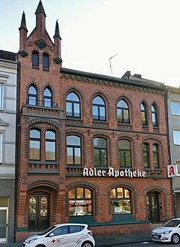 Marktplatz in Duisburg