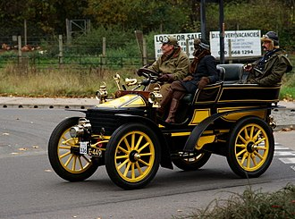 Wolseley Motors - 10hp 2-cylinder tonneau 1903