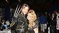 Wolverine and Eva Rinaldi (5845395330).jpg