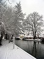 Woolhampton Village and Canal - geograph.org.uk - 333364.jpg