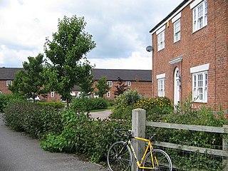 Woolstanwood Human settlement in England
