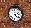 Wootton Halt - the station clock - geograph.org.uk - 1528194.jpg