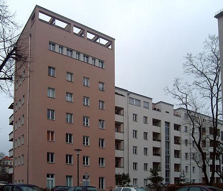 Mehrfamilienwohnhaus Spenerstraße 25, 25b / Wormser Straße