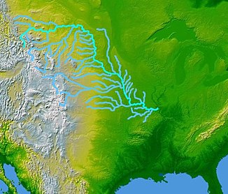 The Missouri and its tributaries