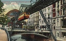 Wuppertal, Max Wipperling, Elberfeld [Public domain], via Wikimedia Commons