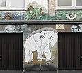Wuppertal, Tiergartenstr. 281, Gemälde links außen.jpg