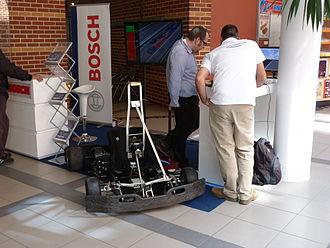 Robert Bosch GmbH - BOSCH at the Simonyi Conference - 2014