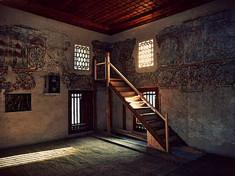 Bachelors' Mosque - Image: Xhamia e Beqareve Berat