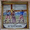 Xirivella. Via Crucis. Estació II 1.jpg
