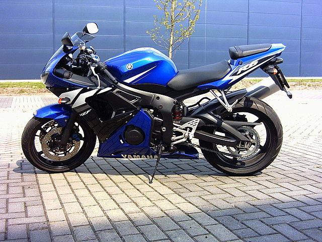 Yamaha Yzf Motor For Sale
