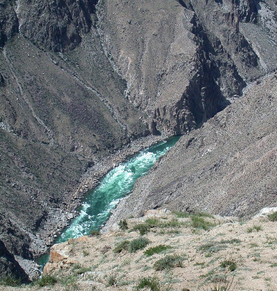 YellowRiver Gorges