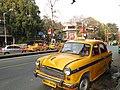 Yellow Taxi-Pride of Kolkata - panoramio.jpg