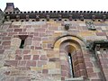 Yermo église Santa Maria corniche S modillon 33a.jpg