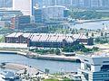 Yokohama Marine Tower (view from) 30.JPG