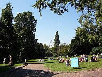 York Museums Trust - Image: York Museum Gardens