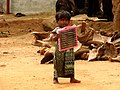 Young Boy in Hampi Village - India.JPG
