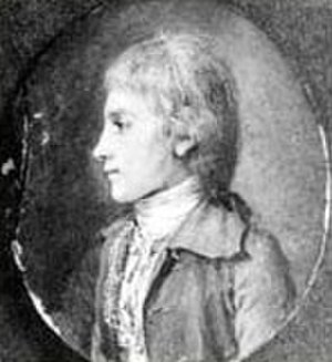 Alexander Hamilton - Hamilton in his youth.