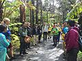 Youth Ambassadors on a ranger-led hike with Ranger Noah Gomes. NPS Photo. (17680558009).jpg