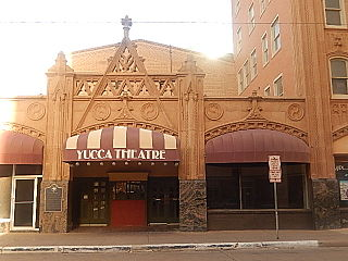 Yucca Theater (Midland, Texas) theater and former movie theater in Midland, Texas, United States