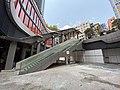 Yue Man Square Public Transport Interchange escalator 2021.jpg