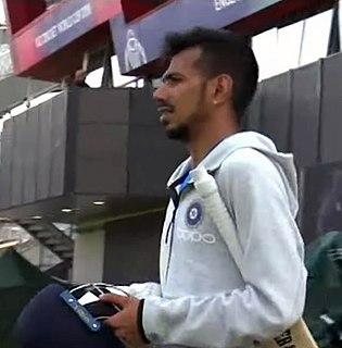 Yuzvendra Chahal Indian cricketer