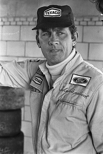 John Fitzpatrick (racing driver) - Fitzpatrick (1973)