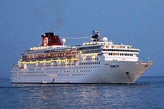 MV Zenith - Image: Zenith (ship, 1992) IMO 8918136; in Split, 2011 11 01 (1)
