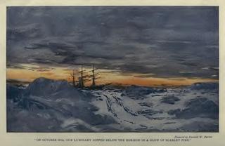 Failed polar expedition, 1903–1905