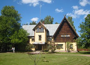 Mora, Sweden - The Zorn Museum