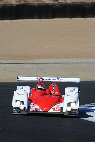 Reynard 02S - Zytek's 06S in competition in North America
