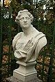 """""""Молодая женщина (римлянка)"""" неизвестный скульптор нач. XVIII в. (Копия).JPG"""