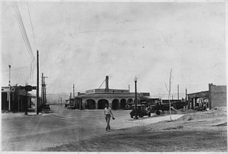 Boulder City, Nevada - Boulder City, 1932