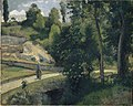 'Quarry, Pontoise' by Camille Pissarro, c. 1874.jpg