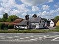 'Rose and Crown' inn at Bridge Street (closed) - geograph.org.uk - 1293768.jpg