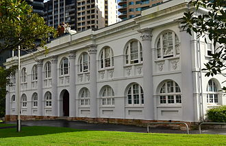 National Trust of Australia - National Trust building, Sydney