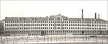 Nähmaschinenwerke C. Müller in Dresden (Quelle: Wikimedia)
