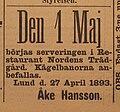 Åke Hans-annons i Folkets Tidning 1893.JPG