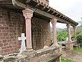 Église Notre-Dame-de-l'Assomption à Bidarray 06 - Porche.jpg