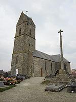 Église Notre-Dame de La Ronde-Haye.
