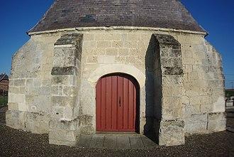 Andelain - Church of Saint-Denis