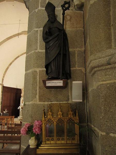 église Saint-Germain de fr:Flamanville (Manche)
