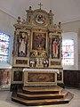 Église Saint-Martin de Montsurvent - Maitre-autel.JPG