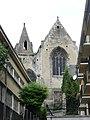 Église Saint-Michel de Vaucelles de Caen, Caen, Lower Normandy, France - panoramio.jpg