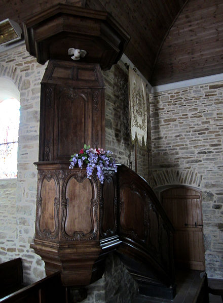 Saint-Sauveur-la-Pommeraye, Manche