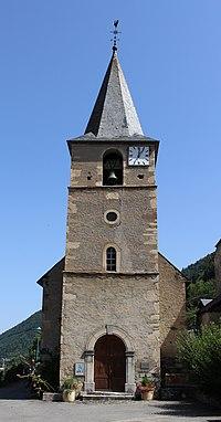 Église Sainte-Luce, Saint-Vincent de Camparan (Hautes-Pyrénées) 1.jpg