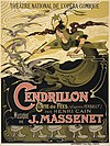 Émile Bertrand - Jules Massenet - Cendrillon poster.jpg