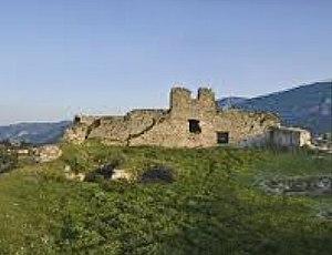Mendenitsa - The medieval castle of Mendenitsa