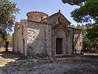 Ναός Μεταμόρφωσης Σωτήρος, Κορωπί 1888.jpg