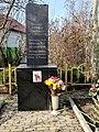 Братская могила советских воинов, погибших в ВОВ, п. Заречный, ул.Танкистов, 20.jpg